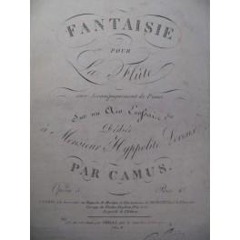 CAMUS Fantaisie Air Ecossais Flute ca1830