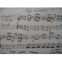 EMICH Sonate n° 2 Harpe Violon XVIIIe