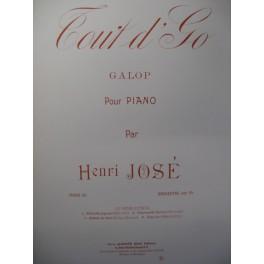 JOSÉ Henri Tout d'Go Piano