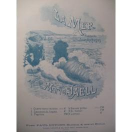 JAËLL Marie La Mer Chant Piano