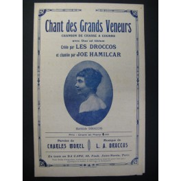 Chant des Grands Veneurs Chant Piano