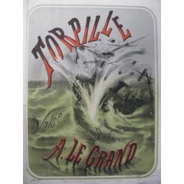 LE GRAND A. Torpille Piano ca1875