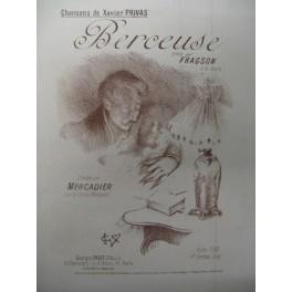 PRIVAS Xavier Berceuse Chant Piano