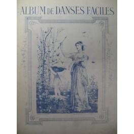 Album de Danses Faciles Piano