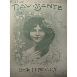 CHARVEIN Camille Ravissante Piano