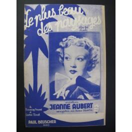 Le Plus Beau des Paysages J. Aubert 1938