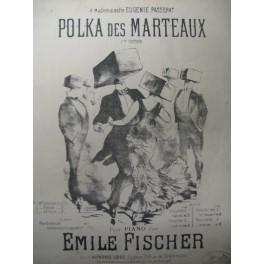 FISCHER Emile Polka des Marteaux Piano