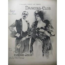 JOUVE Edouard Dancing-Club Piano 1896