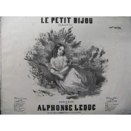 LEDUC Alphonse Le Petit Bijou Piano 1846
