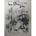 VARNEY Jean La Commission Chant Piano 1893