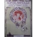 PIERNÉ Gabriel Sophie Arnould Chant Piano 1927
