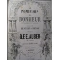 AUBER D. F. E. Le Premier Jour de Bonheur Opera ca1868