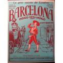 EVANS Tolchard Barcelona Chant Piano 1926