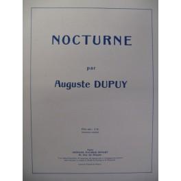 DUPUY Auguste Nocturne Piano