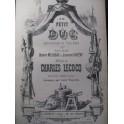 LECOCQ Charles Le Petit Duc Opera ca1900