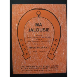 Ma Jalousie Ringo Willy Cat Chanson 1972