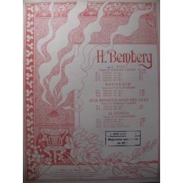 BEMBERG H. A toi ! Chant Piano 1896
