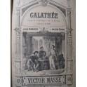 MASSÉ Victor Galathée Opera 1864