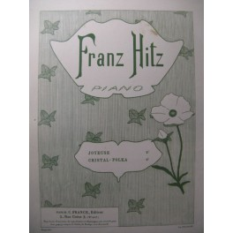 HITZ Franz Joyeuse Piano