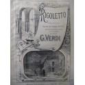VERDI Giuseppe Rigoletto Opera 1882