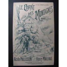 Le Chant de Montagnes Mailfait Chanson