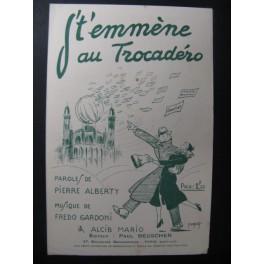 J't'emmène au Trocadéro Chanson