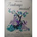 Printemps Musical Recueil 19 pièces Piano