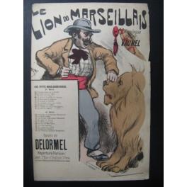 Le Lion du Marseillais Monologue Vaunel
