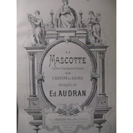 AUDRAN Edmond La Mascotte Opéra ca1880
