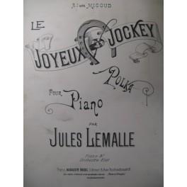 LEMALLE Jules Joyeux Jockey Piano