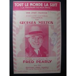 Tout le Monde la Suit Georges Milton Chanson 1935