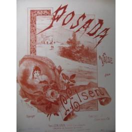 ELSEN L. Posada Piano 1889