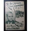 Si tu passes par Suresnes... Chanson 1939