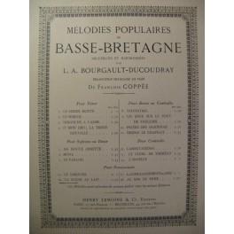 BOURGAULT-DUCOUDRAY La Soupe au Lait Chant Piano 1893