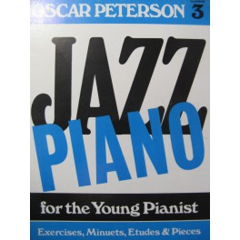 PETERSON Oscar Jazz Piano n° 3