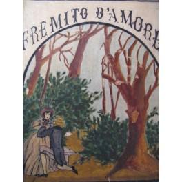 Fremito d'Amore Piano Manuscrit