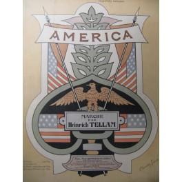 TELLAM Heinrich America Piano 1903