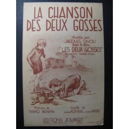 La Chanson des deux Gosses Chanson 1936