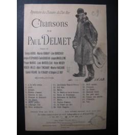 DELMET Paul Les Choux Chant