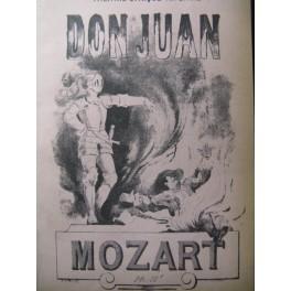 MOZART W. A. Don Juan Opera ca1865