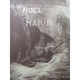 NEVEU Ch. Noël Marin Chant Piano