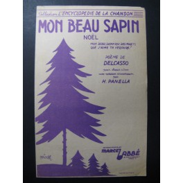 Mon beau Sapin Noël Chant Piano 1946