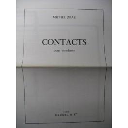ZBAR Michel Contacts Trombone 1973