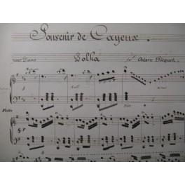 WACHS F. Galathé & PICQUET O. Cayeux Piano XIXe