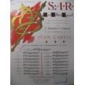 CARYLL Ivan S.A.R. No 7 Chant Piano 1909