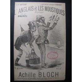 BLOCH Achille L'Anglais et les Moustiques Monologue