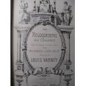 VARNEY Louis Les Mousquetaires au Couvent Opéra ca1880