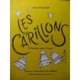 SICHLER Jean Les Carillons Piano