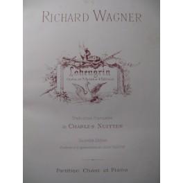 WAGNER Richard Lohengrin Opéra XIXe