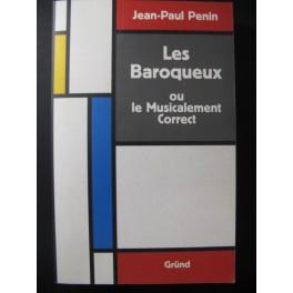 PENIN Jean-Paul Les Baroqueux 2000